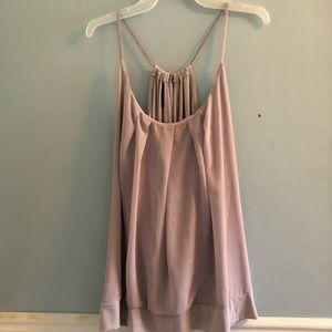 Summer shimmer blouse